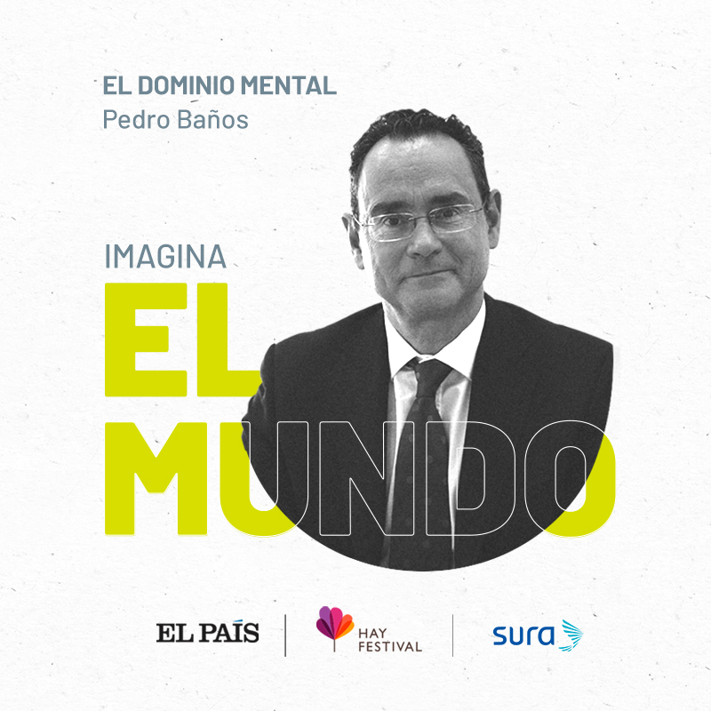 Charla con Pedro Baños sobre dominio mental