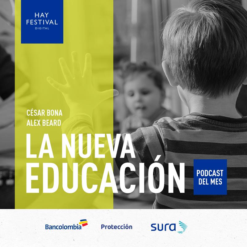 Pódcast sobre educación con Cesar Bona y Alex Beard