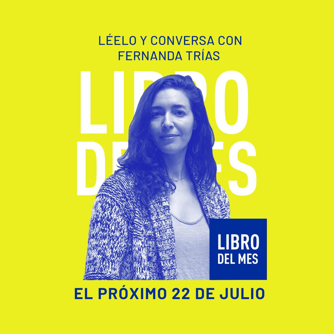 """Libro del mes: """"Mugre rosa"""" de Fernanda Trías"""